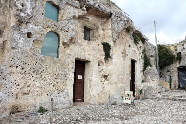 Chiesa rupestre Santa Lucia alle Malve
