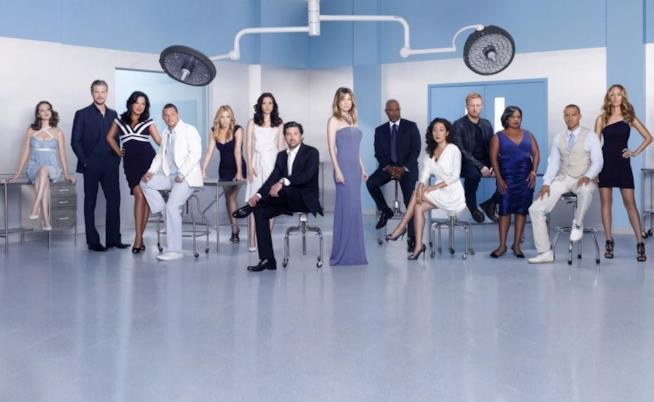 Tutti i personaggi di Grey's Anatomy