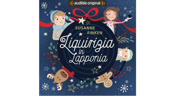 La copertina di Liquirizia in Lapponia