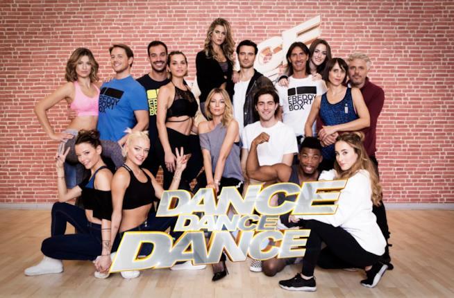 Le 8 coppie di Dance Dance Dance 2