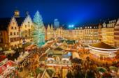 Mercatini natalizi a Francoforte in Germania