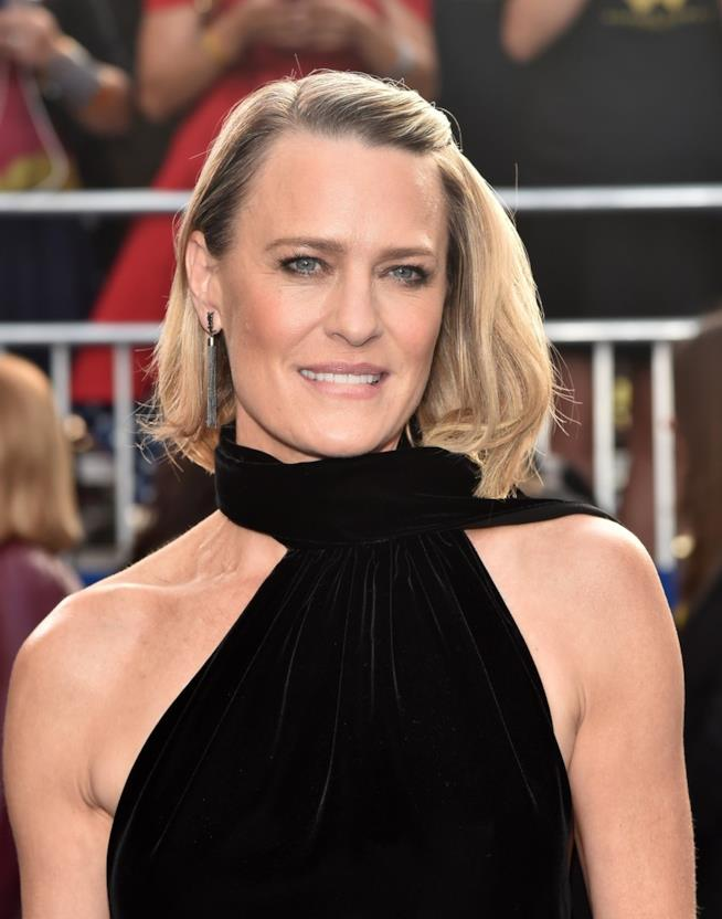 Robin Wright, protagonista di House of Cards