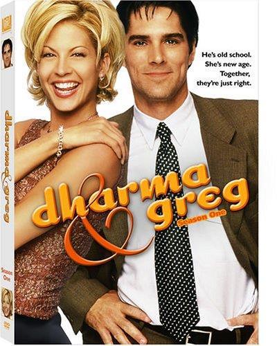 Cofanetto DVD di Dharma & Greg - Season 1