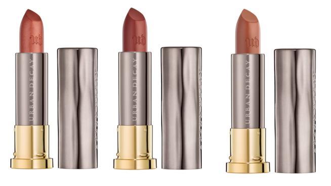 I nuovi Vice Lipstick