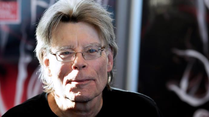 L'autore Stephen King