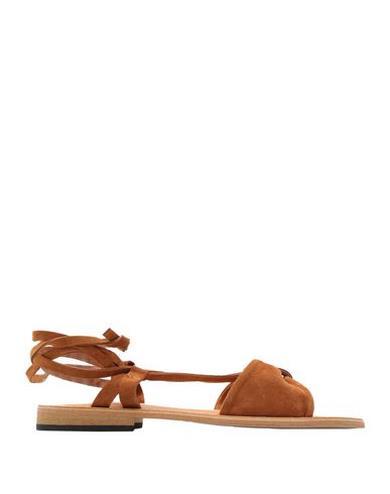 Sandali in cuoio