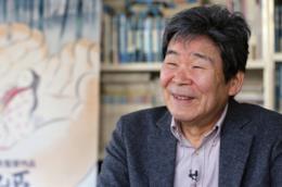 Il regista giapponese Isao Takahata