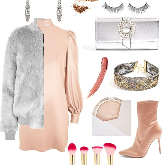 Outfit di Capodanno da Topshop