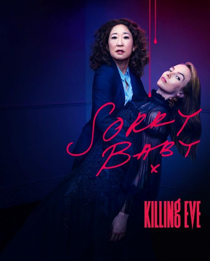 Killing Eve la terza stagione avrà una nuova showrunner