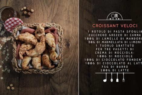 Croissant veloci