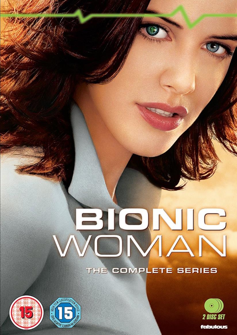 Cofanetto DVD di Bionic Woman - Season 1