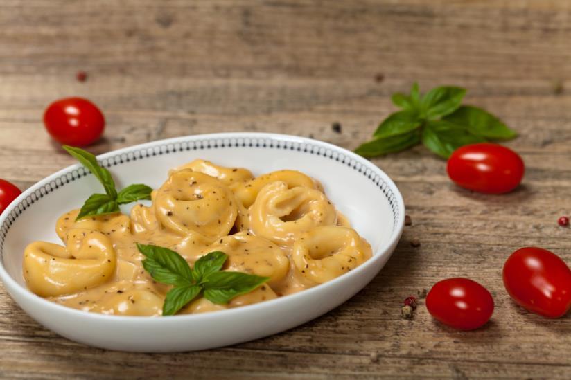 Pasta con gorgonzola e noci