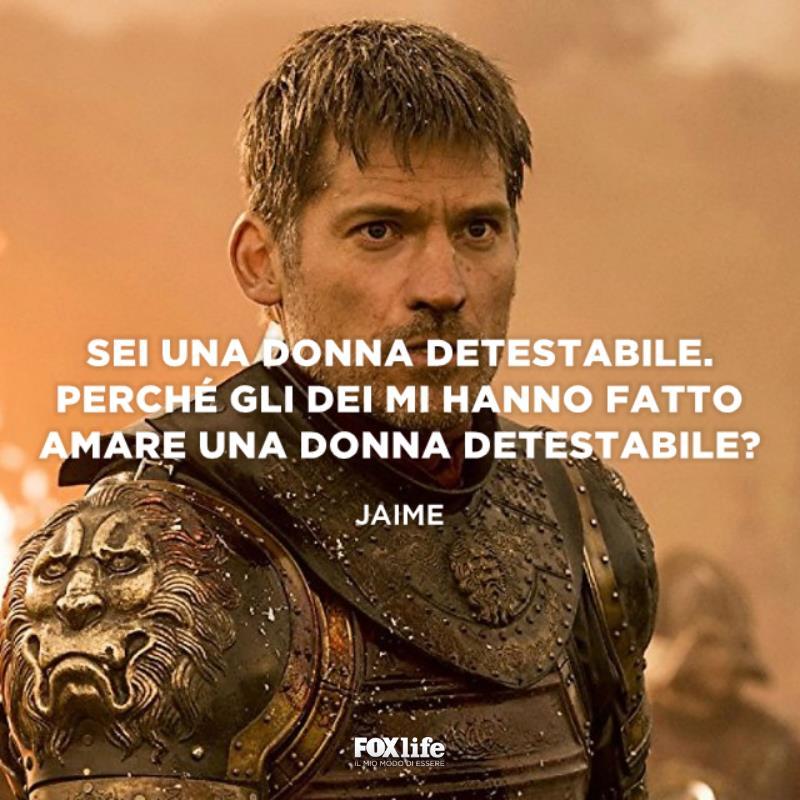 Primo piano di Jaime