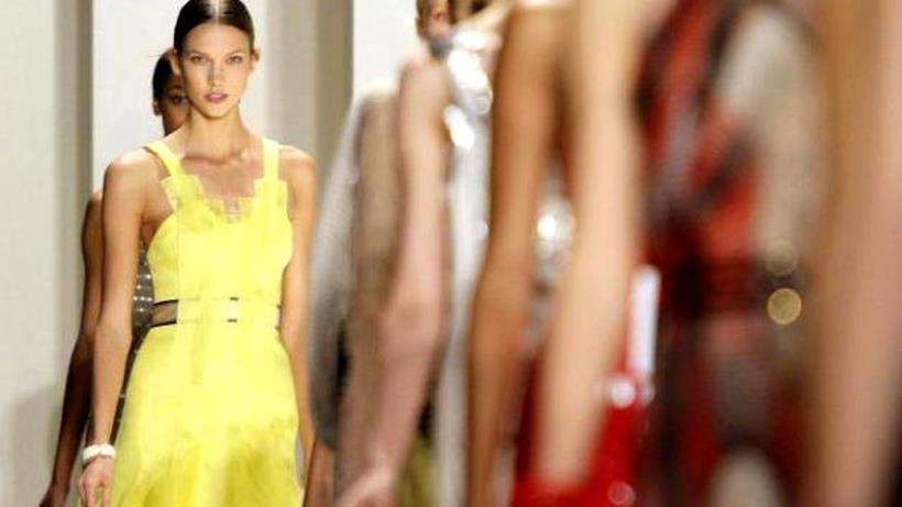 Una sfilata alla Milano Fashion Week