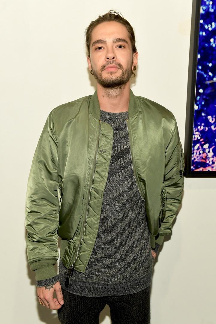 Tom Kaulitz oggi