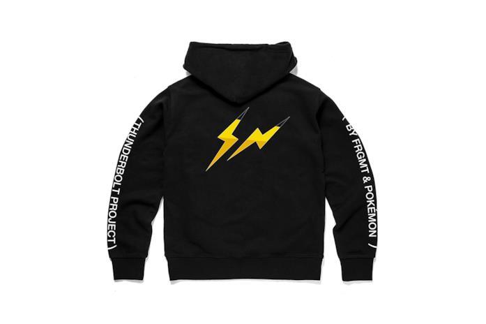 Hoodie Thunderbolt project by FRGMT e POKEMON