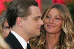 Leonardo DiCaprio e Gisele Bundchen sul carpet