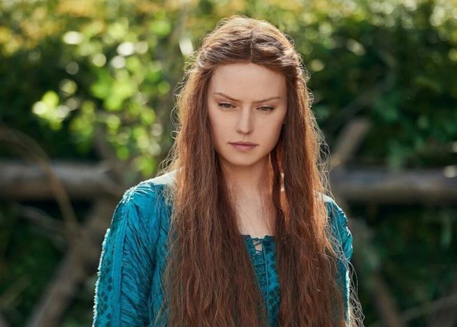 Daisy Ridley nella prima immagine di Ophelia