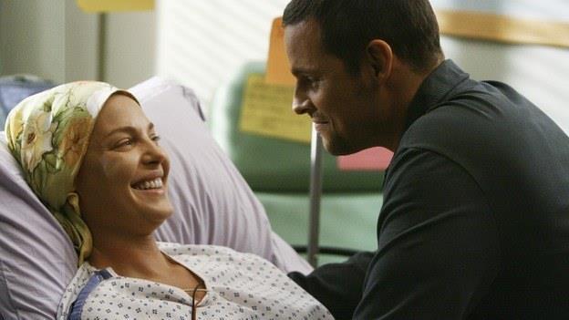 Grey's Anatomy: una scena dall'episodio 5x24