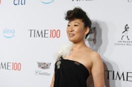 Sandra Oh al galà Time 100