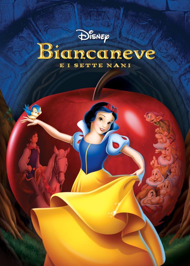 Biancaneve e i sette nani poster