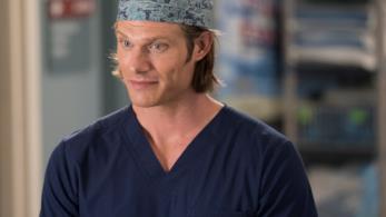 Chris Carmack (Link) è il nuovo uomo di Meredith?