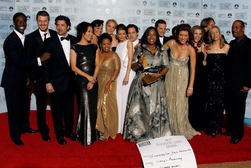 Grey's Anatomy Cast