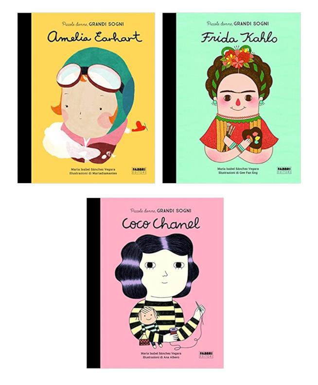 Piccole donne Grandi sogni di Fabbri Editore