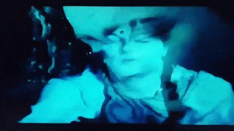 GIF Jack Dawson muore