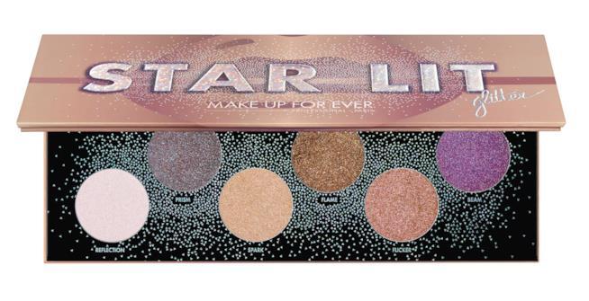 La palette Star Lit Glitter
