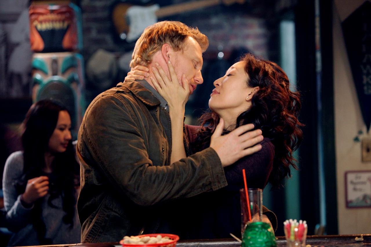Cristina Yang e Owen Hunt Grey's Anatomy 12