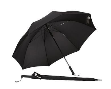 Ombrello standard U 111con manico dritto