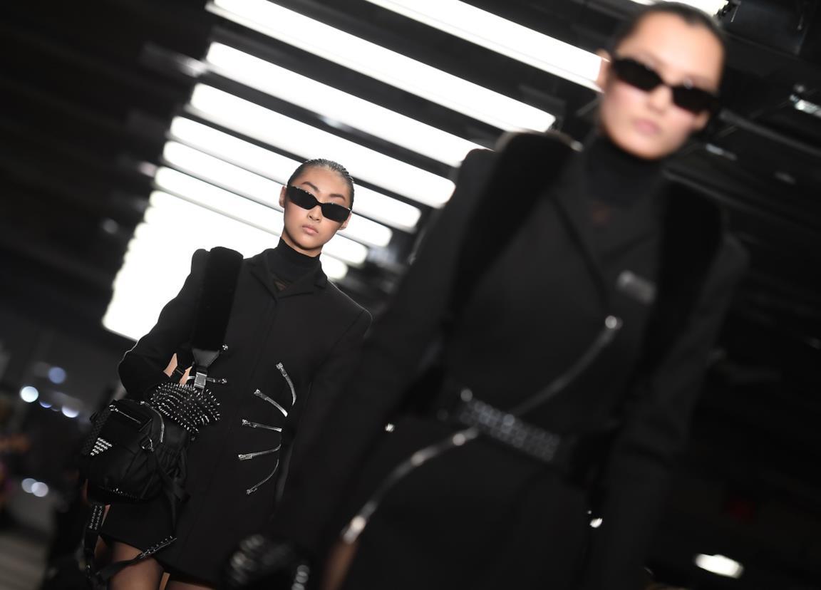 2cee2b893d Alexander Wang alla New York Fashion Week. Alexander Wang alla New York  Fashion Week. Per la prossima stagione Autunno/Inverno ...