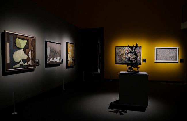 """La mostra """"Pollock e la scuola di New York"""", al Complesso del Vittoriano di Roma"""