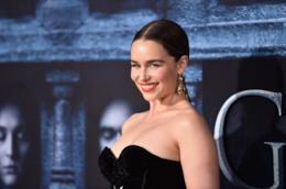 Emilia Clarke per Il Trono di Spade
