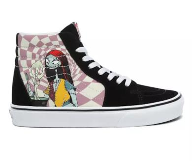 """VANS SK8-HI """"The Nichtmare before Christmas"""" Collection"""