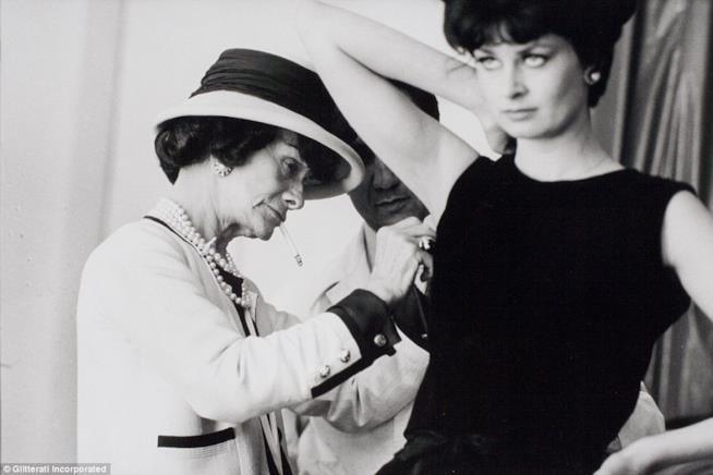 Una foto di Coco Chanel
