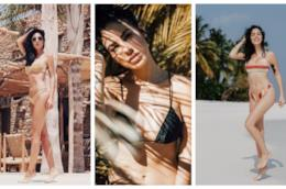 I costumi da bagno Bikini Lovers di Giulia De Lellis