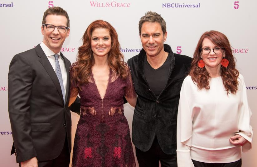 Il cast di Will & Grace