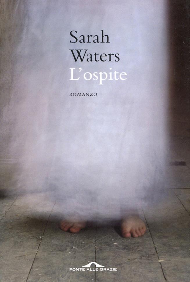 La copertina del libro L'ospite