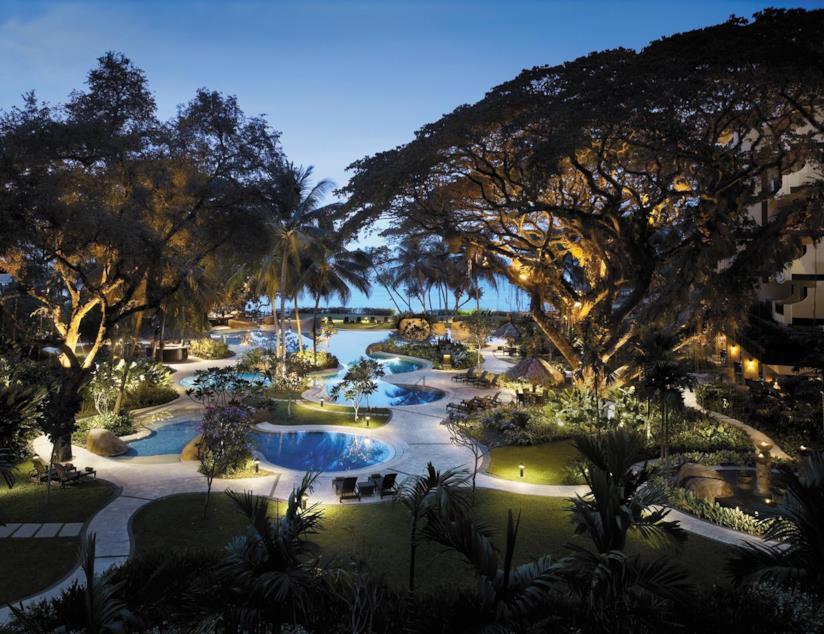 Shangri-La resort a Penang