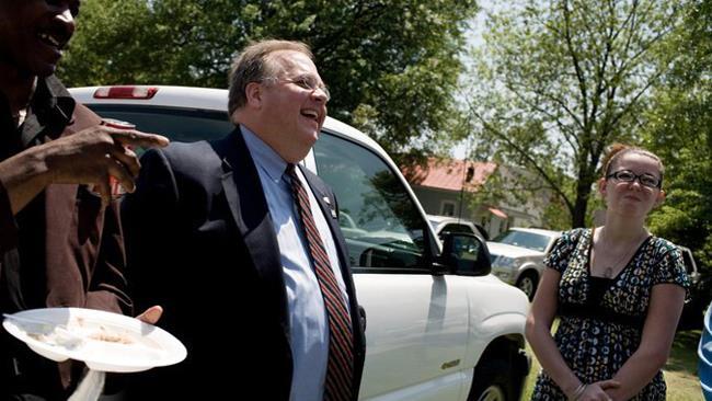 Burns Strider, consigliere della Clinton