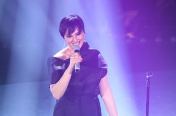 Arisa Sanremo 2019, il look della seconda serata