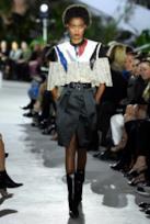 Sfilata LOUIS VUITTON Collezione Donna Primavera Estate 2020 New York - Vuitton Resort PO RS20 0009