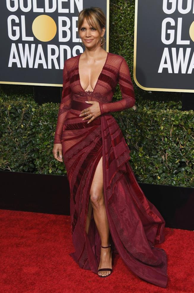 Halle Berry ai Golden Globes