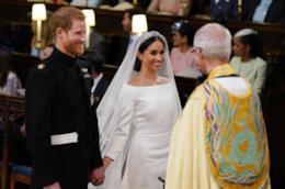 Harry e Meghan al matrimonio