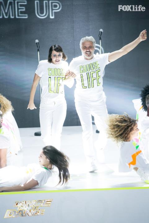 dance dance dance puntata 2 susy laude dino abbrescia