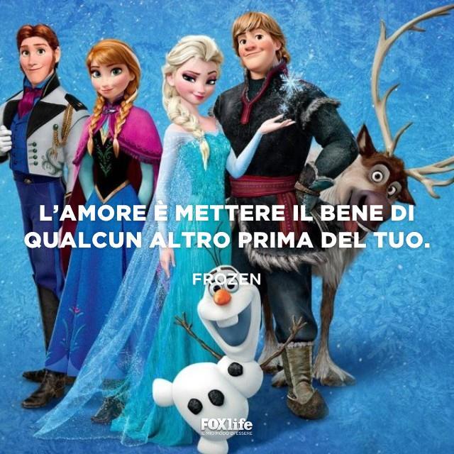Personaggi Frozen