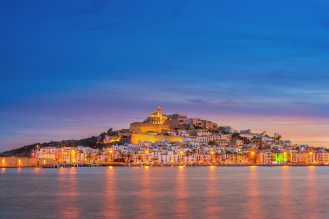 Panorama di Ibiza