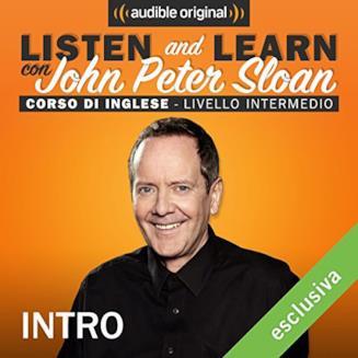 John Peter Sloan, il corso di Audible